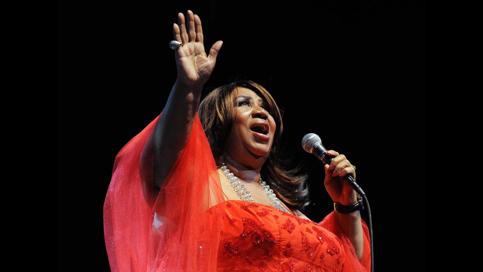 'The Queen of Soul': Aretha Franklin in photos