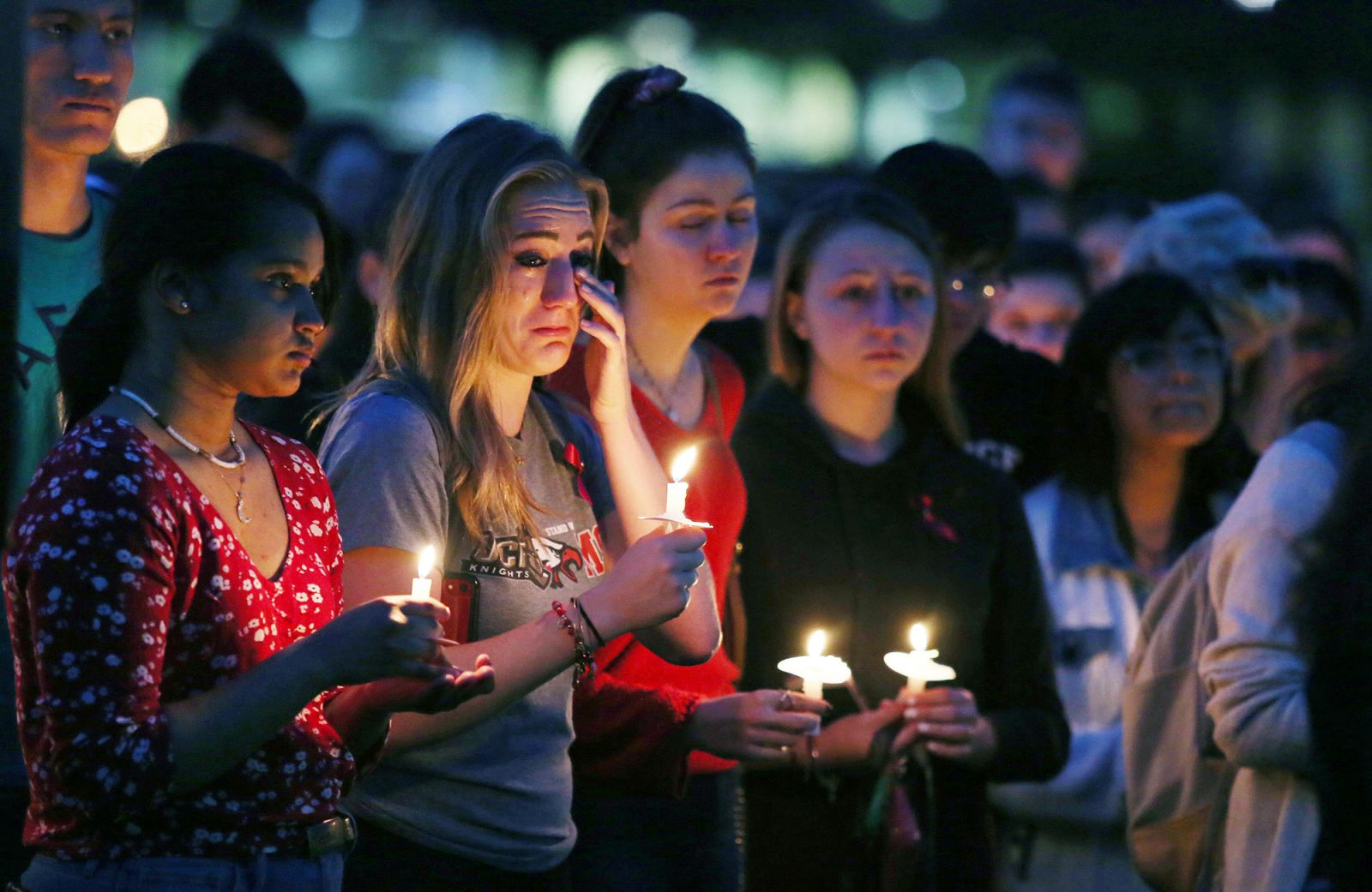 Parkland marks one year since school shooting