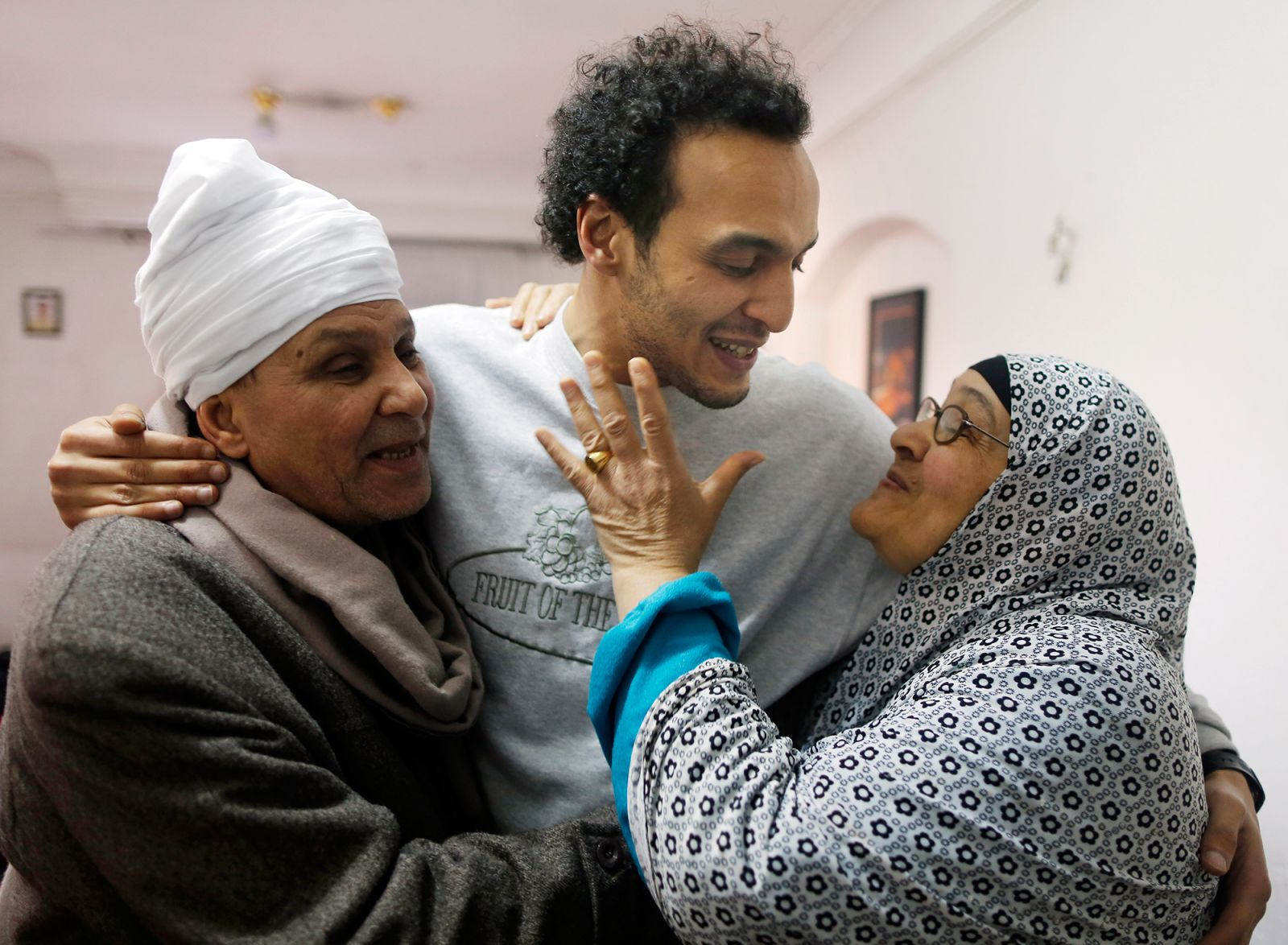 This Egyptian photojournalist was released from prison. See some of his best work