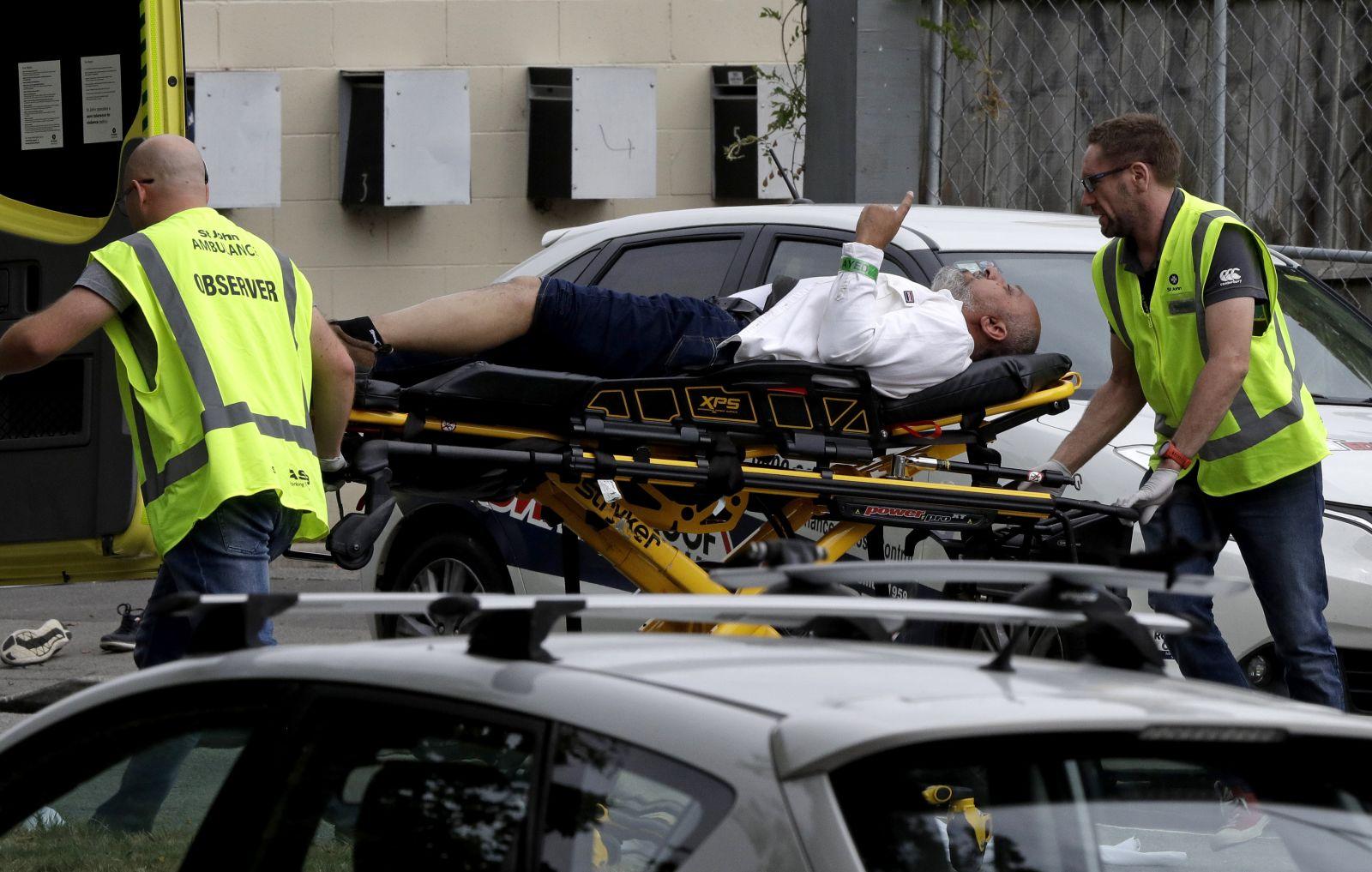 New Zealand Mass Shooting Update: Flipboard: Mass Shootings At New Zealand Mosques
