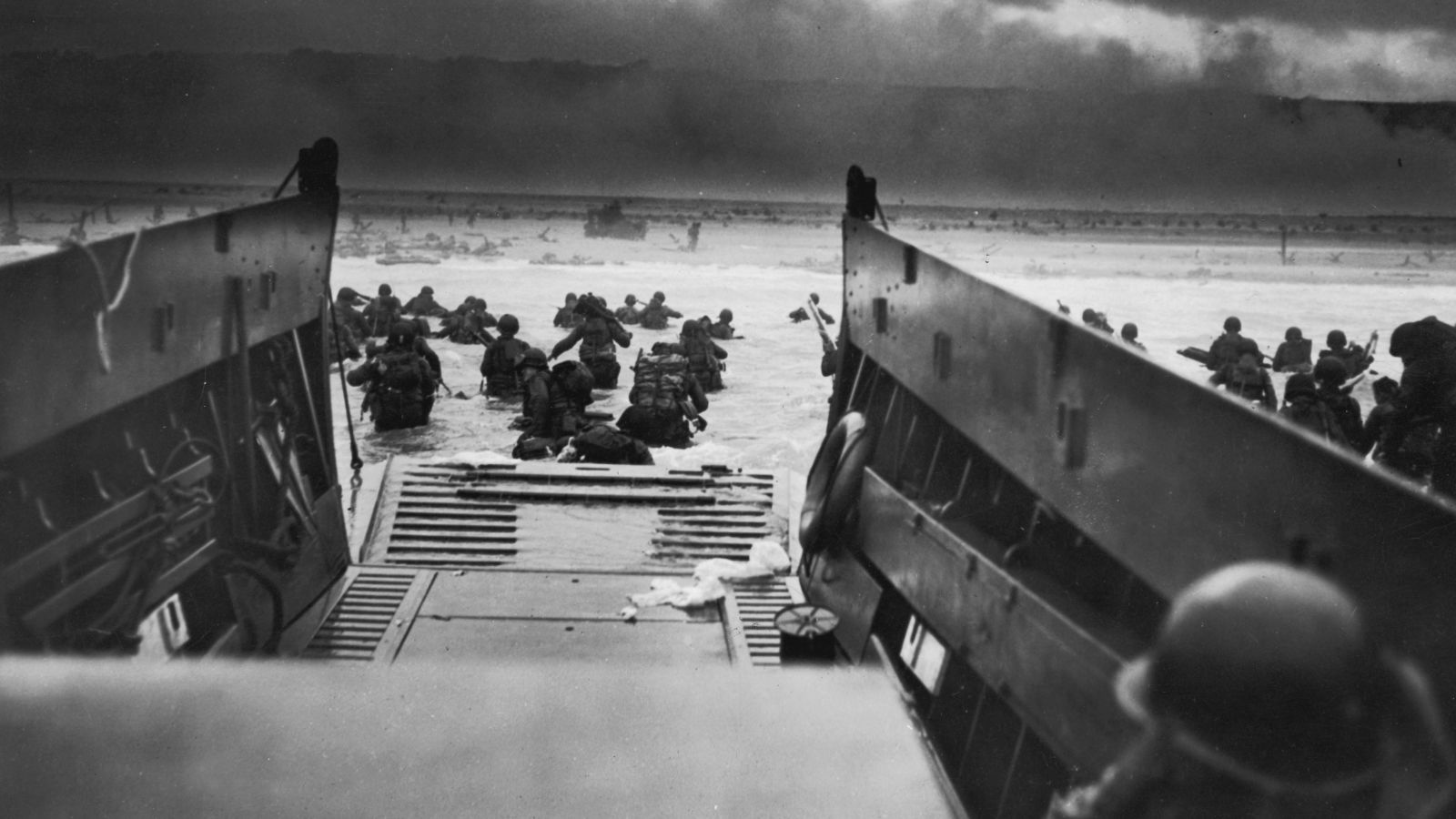 In pictures: The Allied invasion of Normandy