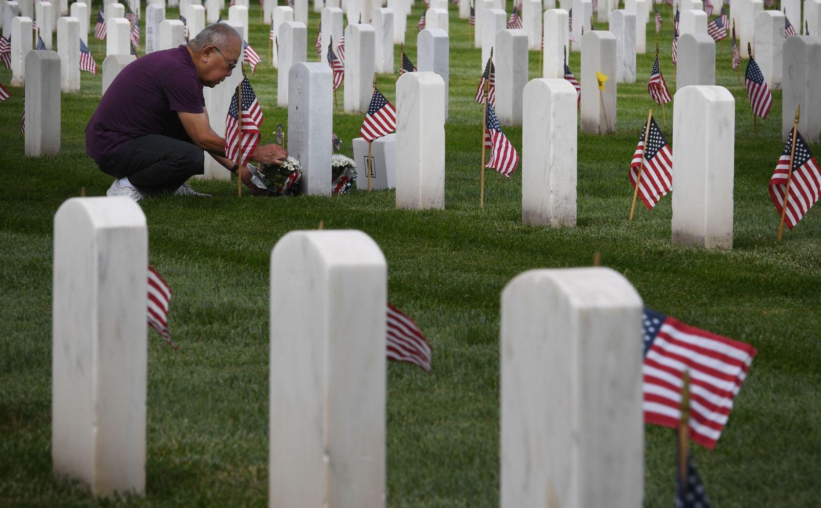 In photos: Memorial Day weekend