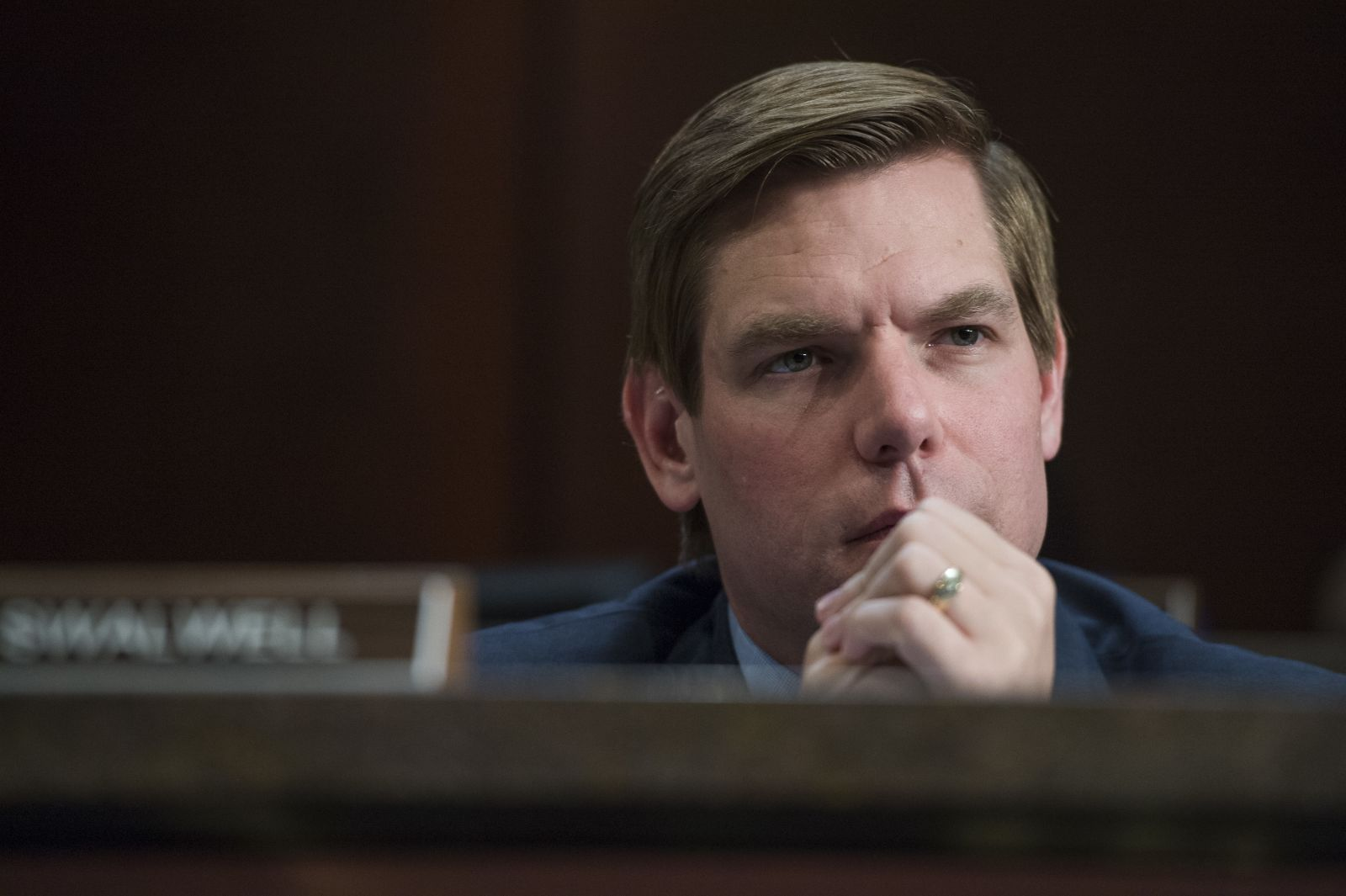 In photos: Presidential candidate Eric Swalwell