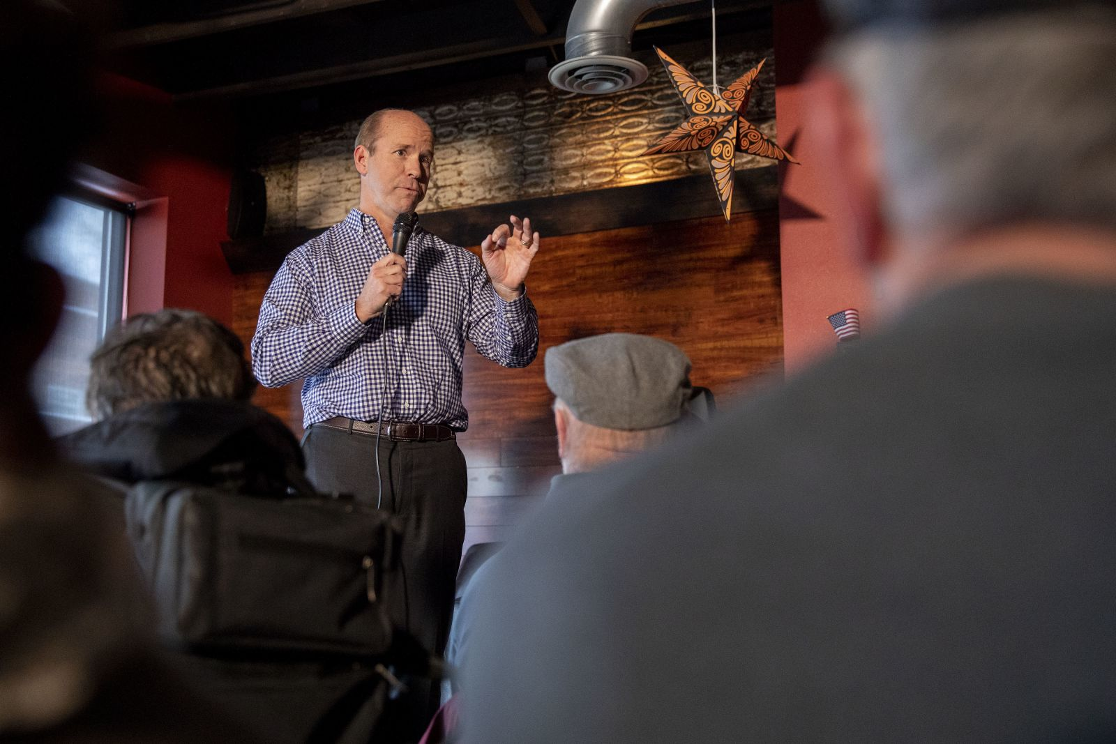 In photos: Presidential candidate John Delaney
