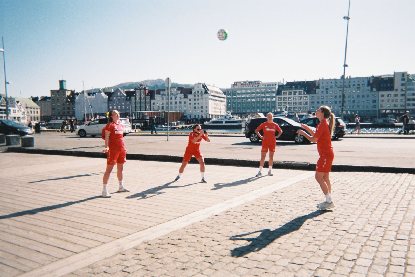 Women's World Cup: Footballers capture their own stories