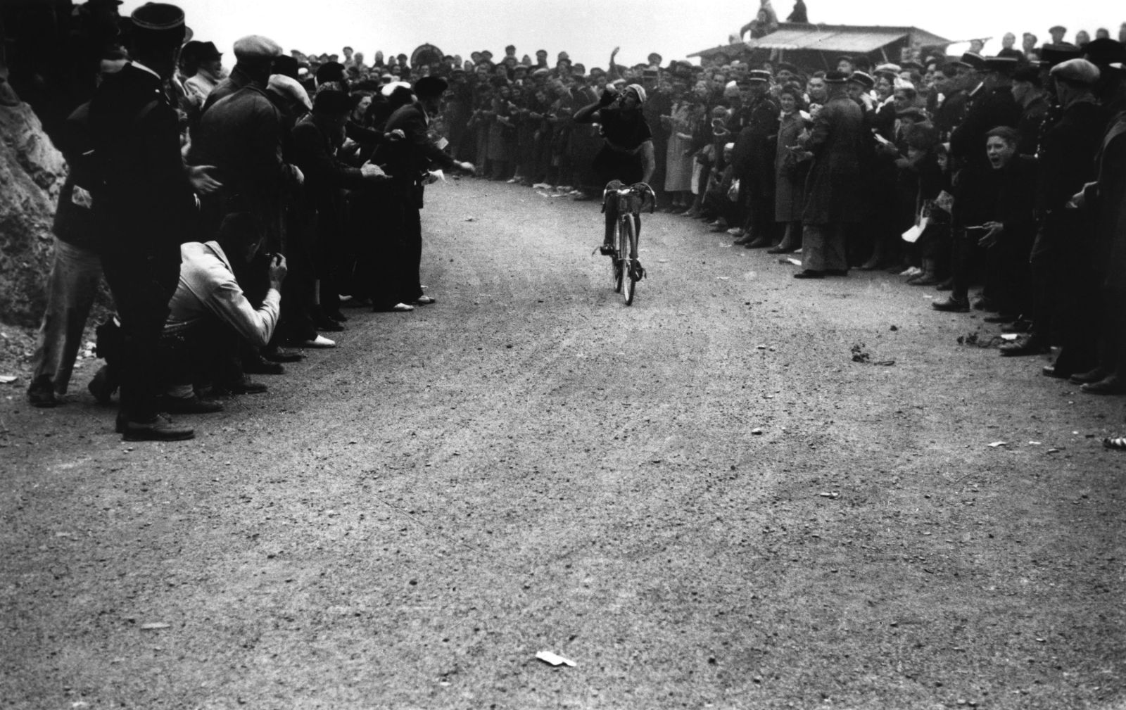 What the Tour de France looked like 80 years ago