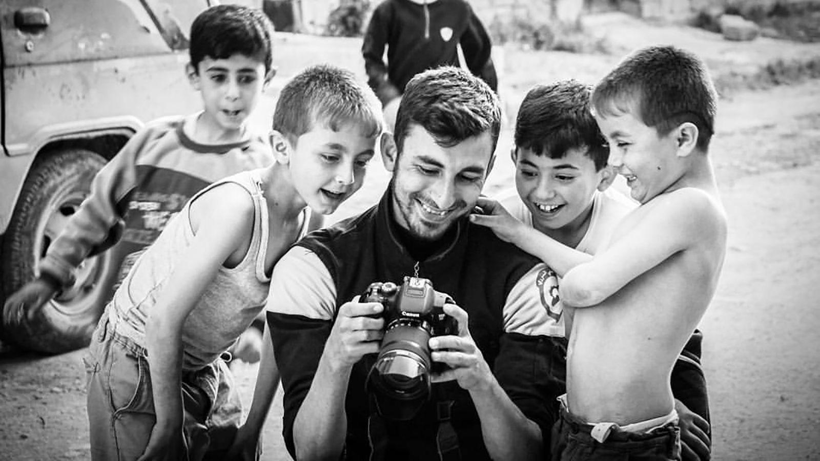 Remembering photographer Anas al-Dyab