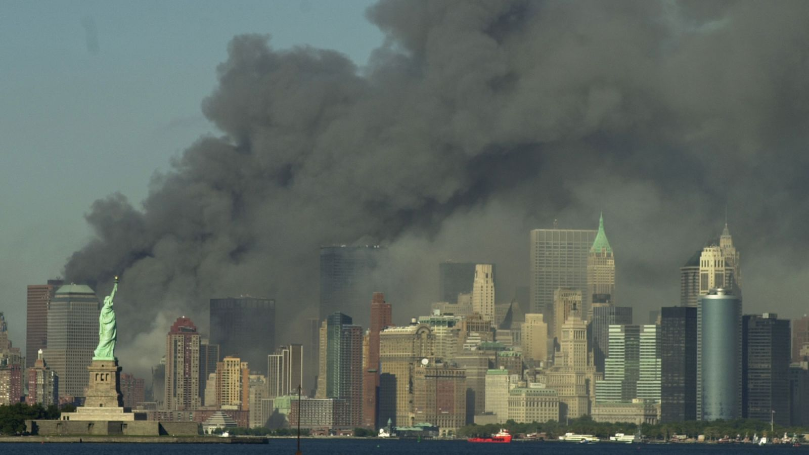 In photos: The September 11 attacks