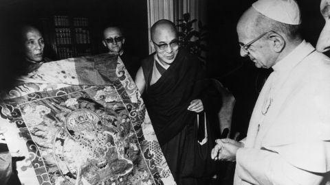 The Dalai Lama: Tibet's spiritual leader