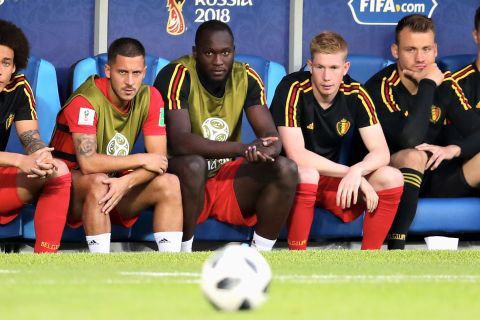 The Belgium England Match Was Notable For How Many Top Players Didnt See The Field With Both Teams Already Assured A Spot In The Knockout Stage