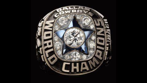552ad5fda Photos: All the Super Bowl rings