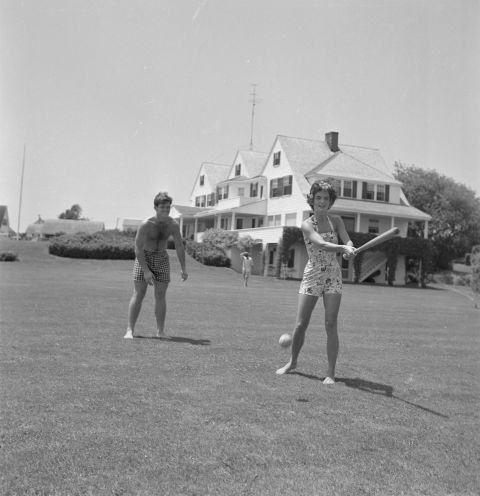 In pictures: The Kennedy compound on cape cod houses, hyannis houses, united states houses,