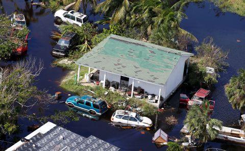 In Photos Hurricane Dorian