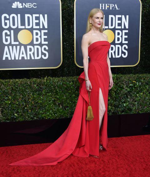 Photos 2020 Golden Globes Red Carpet