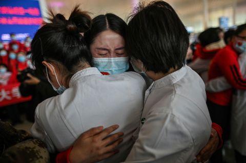 In pictures: The novel coronavirus outbreak