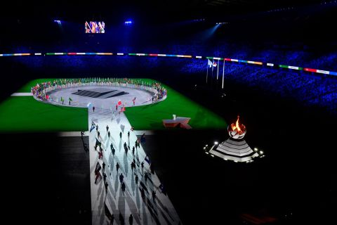 Photos: The 2020 Olympics in Tokyo