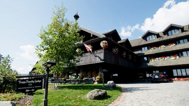 Trapp Family Lodge, Stowe, Vermont
