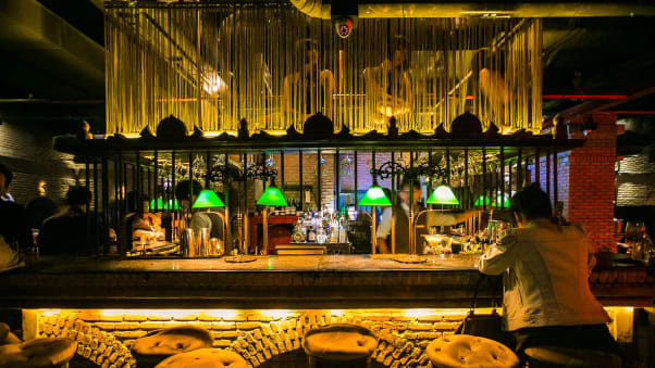 9 of Bangkok\'s most stunning bars | CNN Travel