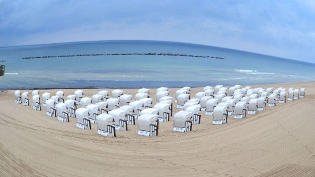 Germany's largest Baltic island, Ruegen has five dedicated nudist beaches.