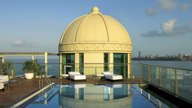 The Dome: Serving up Mumbai's best sunset sea views