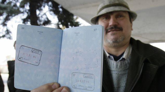 Travel moments passport