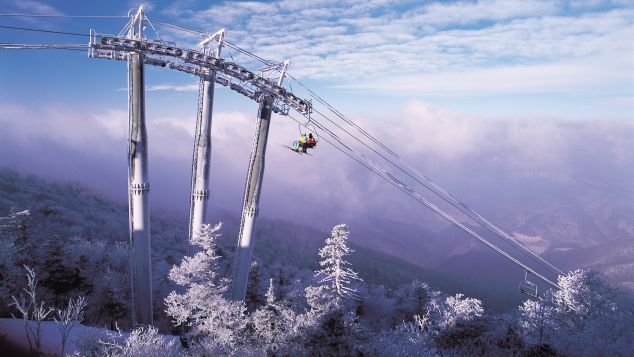 The Winter Olympics are likey to put South Korea's ski scene on the map.