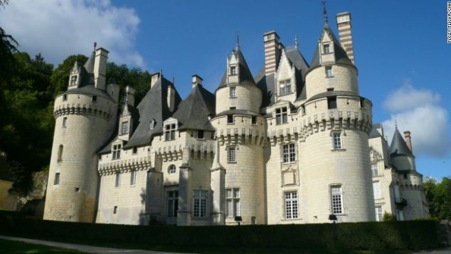Fairy tales can be relived at Château d'Ussé.