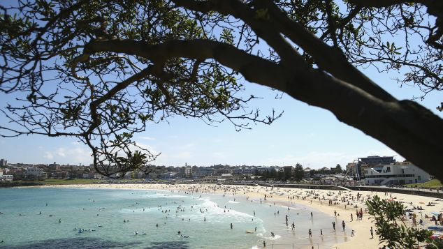 Bondi is quintessential Sydney.