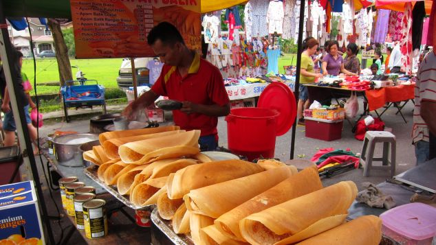 This is the ultimate Malaysian pancake.