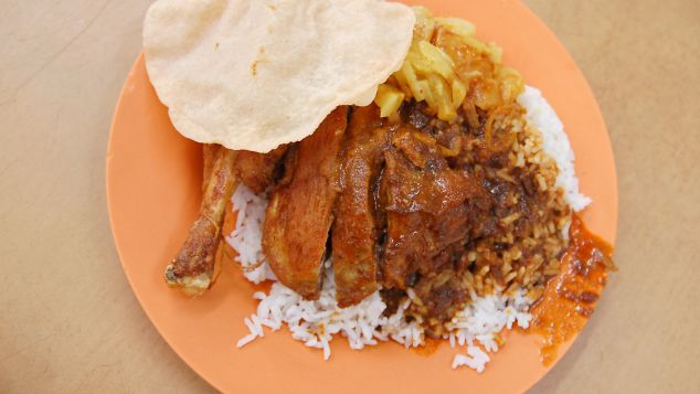 Nasi Kandar is easy to make and tasty too.