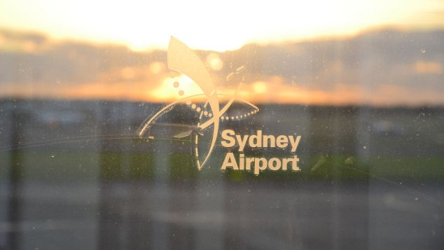 Sydney Airport is close to the city center.
