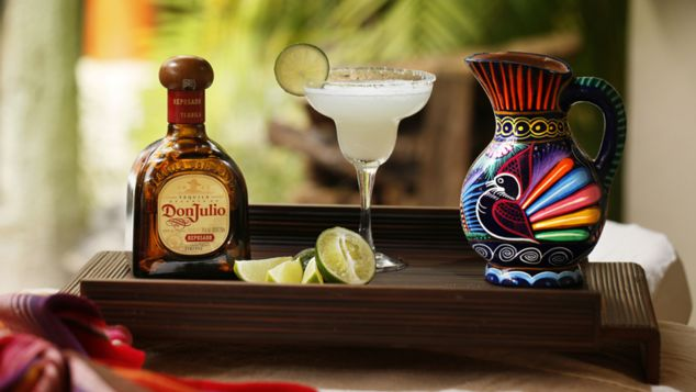 Enjoy the tequila treament at the Grand Mayan.