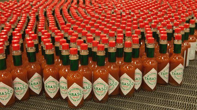 Tabasco island - making Tabasco sauce in Avery Island