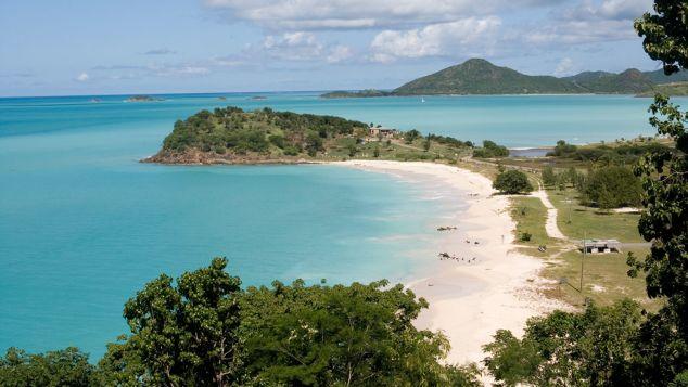 Tamarind Hills, in Antigua and Barbuda