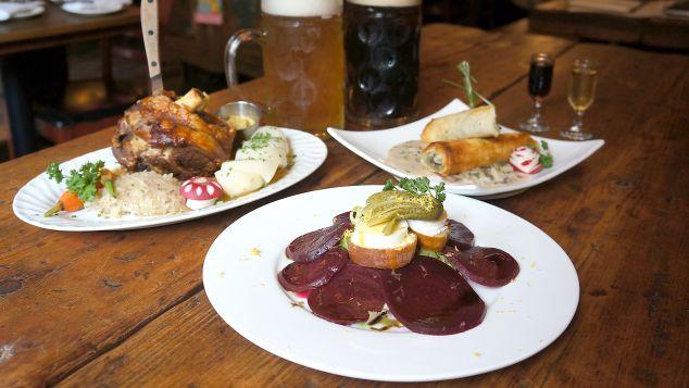 Best German bars and restaurants around the world Heidelberg food