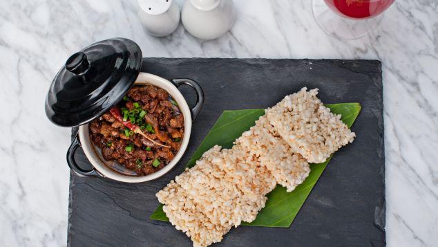 MAD Society rice crackers, Hanoi