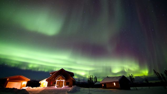 Northern Lights Resort & Spa, Whitehorse, Canada
