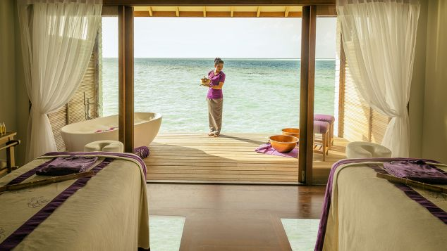 Maldives Hurawalhi Duniye Spa 7