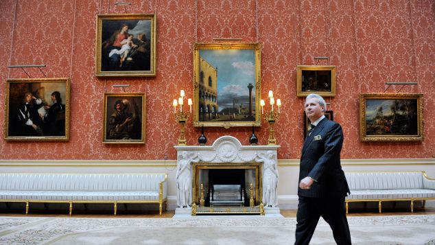Buckingham Palace - Picture Gallery
