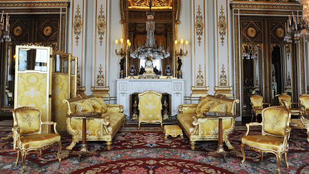 White drawing room - Buckingham Palace