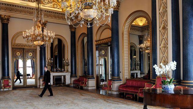 Buckingham Palace - Music Room