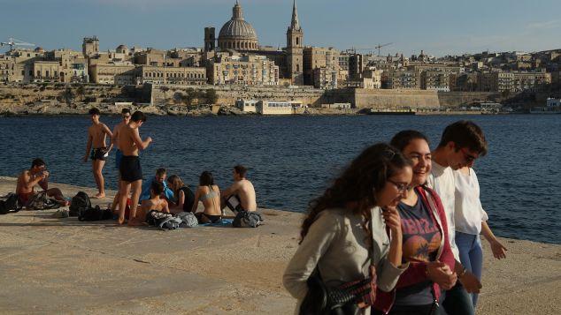 Malta's capital, Valletta dates back to the 16th century.