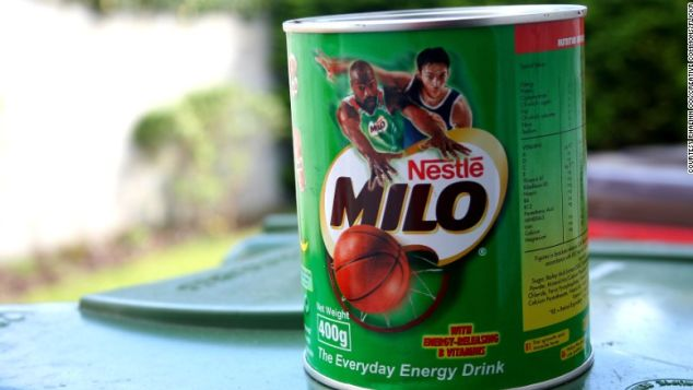 Not surprisingly, Malaysia is home to the world's largest Milo factory.