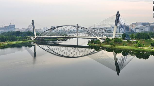 5. Putrajaya Malaysia balloon trips
