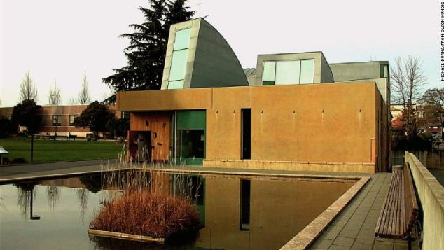Kundig worked with architect Steven Holl on the Chapel of St. Ignatius.