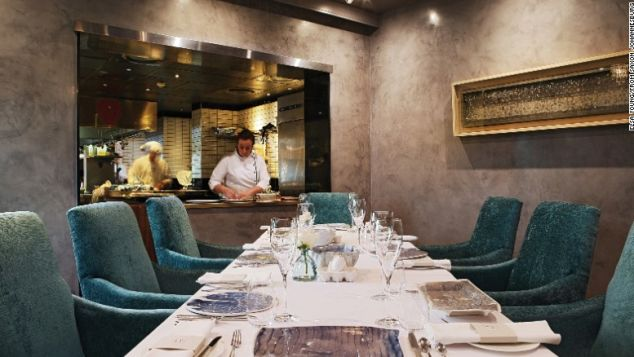 The arrival of Luke Dale Roberts x The Saxon is a culinary win for Johannesburg.