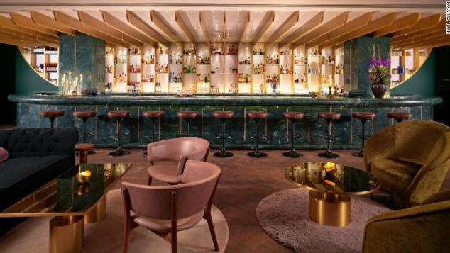 2. Dandelyan Bar world best bars
