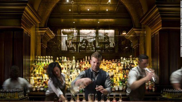 3. NoMad world best bars