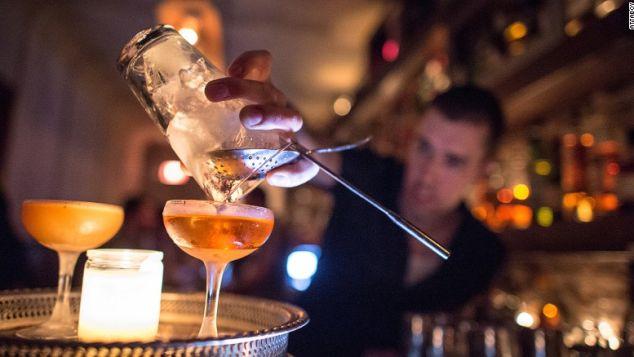 8. Attaboy world best bar awards