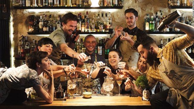 11. Little Red Door world best bar awards